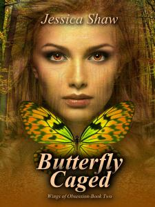 Butterfly Caged ebook cover