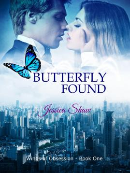 Butterfly Found ebook cover